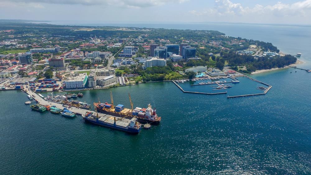Labuan Port